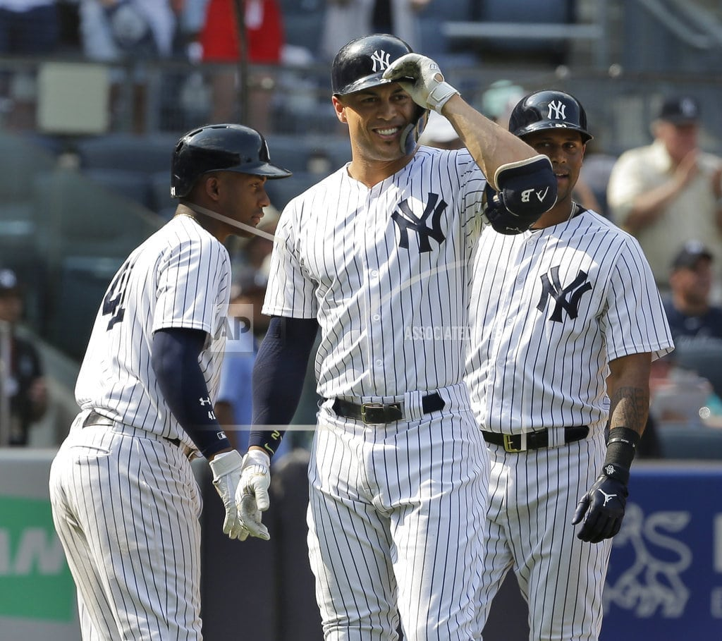 NEW YORK | Yanks load bases in 9th, but Rays rookie escapes for 3-1 win