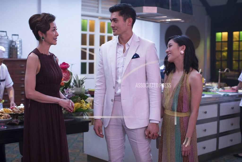 LOS ANGELES| 'Crazy Rich Asians' shines bright at the box office