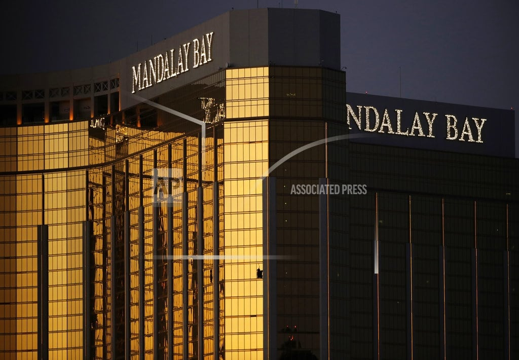 LAS VEGAS | Vegas victims' attorneys criticize MGM's legal maneuver