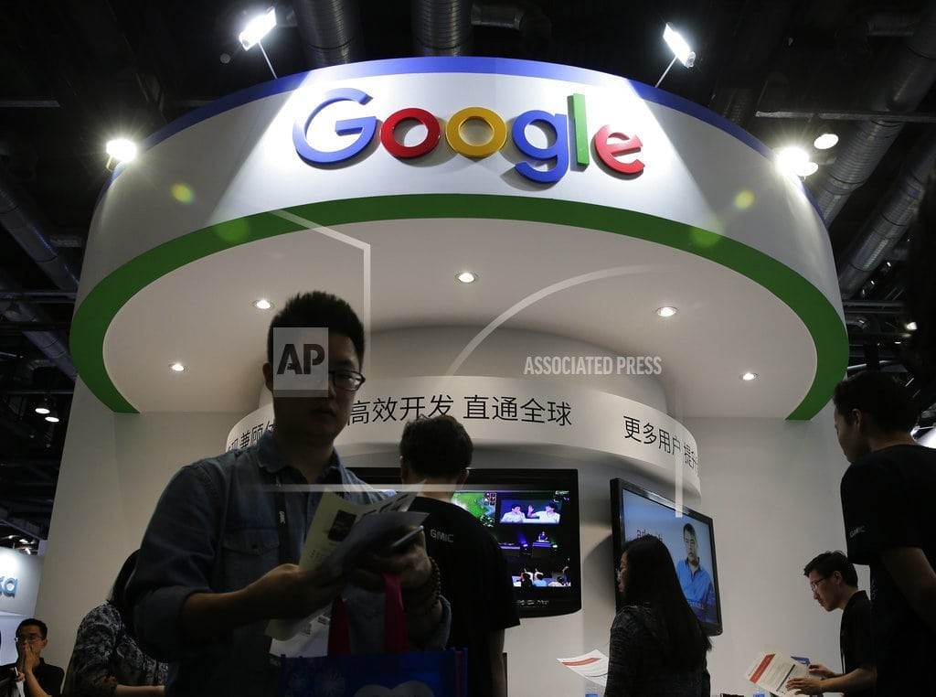 SAN FRANCISCO | More than 1,000 Google workers protest censored China search
