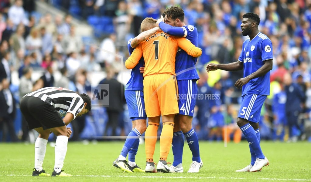 Chelsea tops Arsenal in EPL thriller, Kane ends August curse