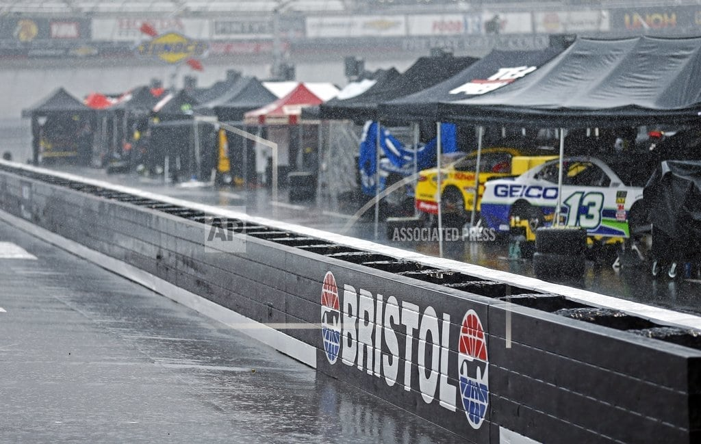 BRISTOL, Tenn. | Kyle Larson looks for a sweep on NASCAR's Bristol bullring