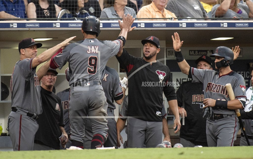 SAN DIEGO | Villanueva's walk-off single gives Padres win over D'Backs
