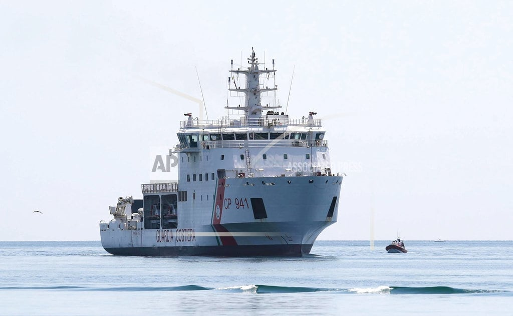 ROME | Italy threatens to return migrants to Libya in new standoff
