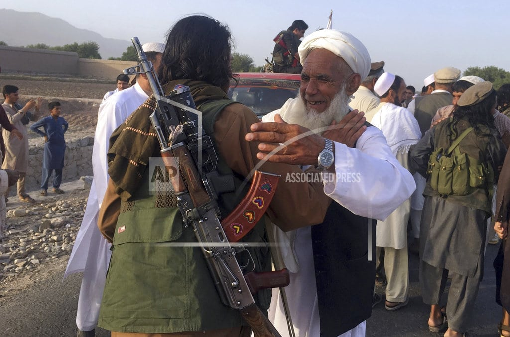 KABUL, Afghanistan   Afghan president calls for Eid cease-fire, Taliban to reply