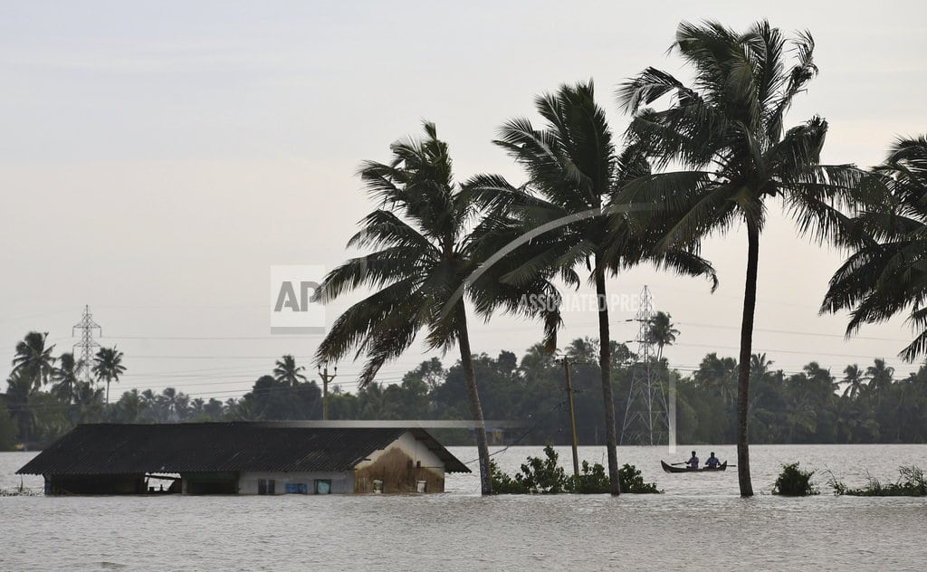 KOCHIN, India | Indian military scales down flood rescue operations