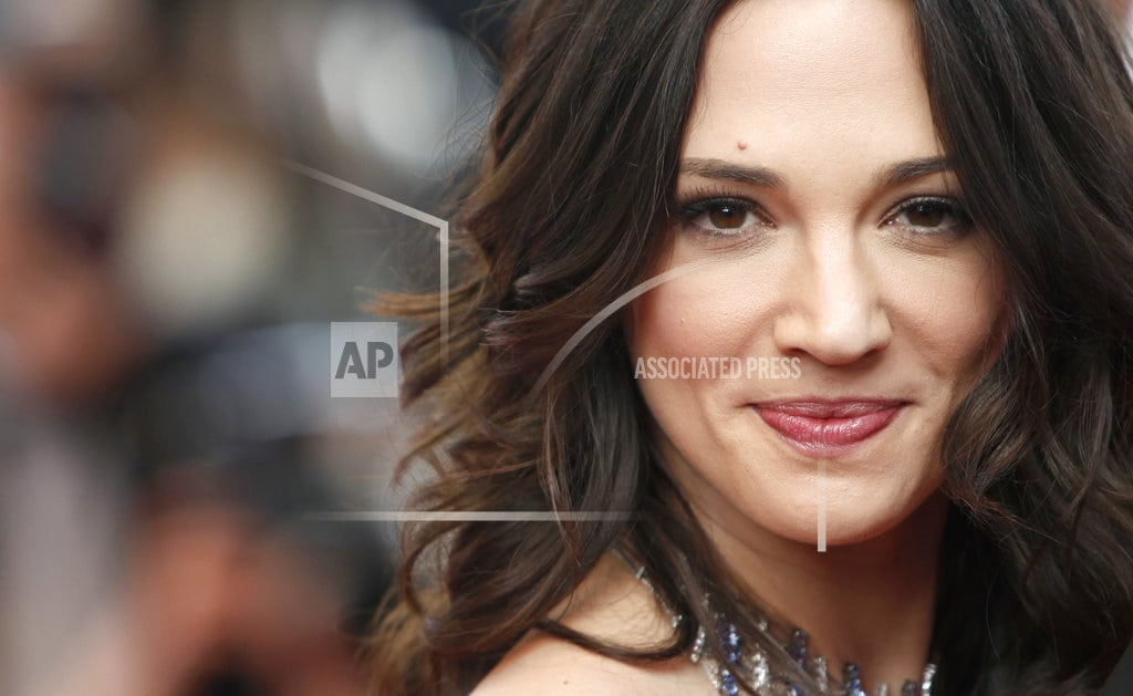NEW YORK | Report: Authorities looking into Asia Argento allegation