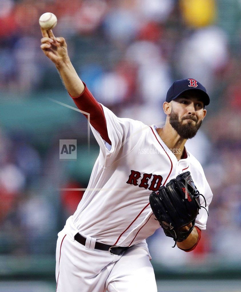 BOSTON | Kluber, Indians top Porcello, Red Sox 5-4