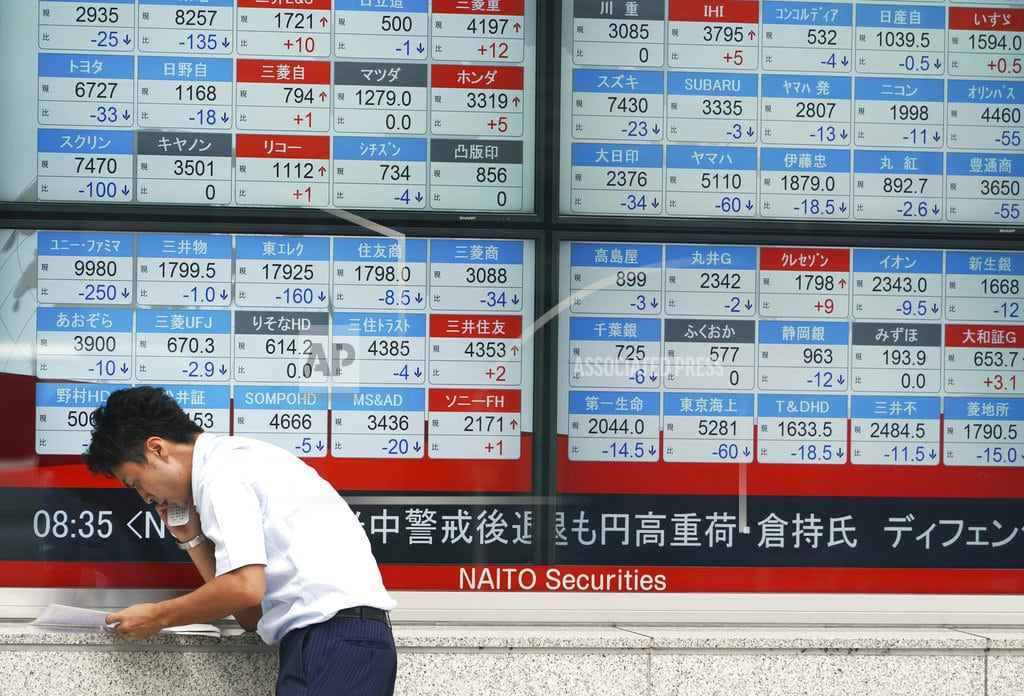 TOKYO | Asian shares gain despite doubts over US-China trade talks