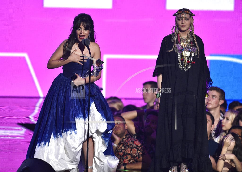 NEW YORK | Review: MTV VMAs was a shocking event, for the wrong reasons