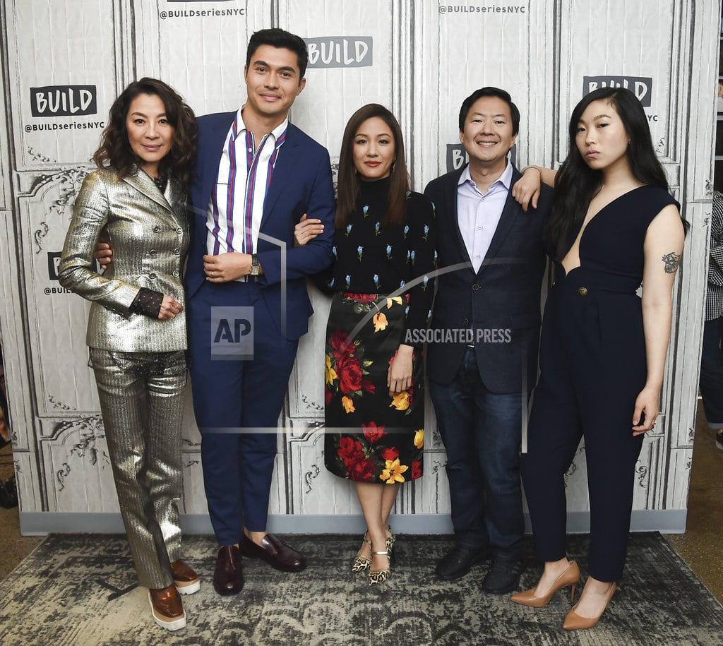 SINGAPORE | 'Crazy Rich Asians' hoopla elicits mixed feelings in Asia