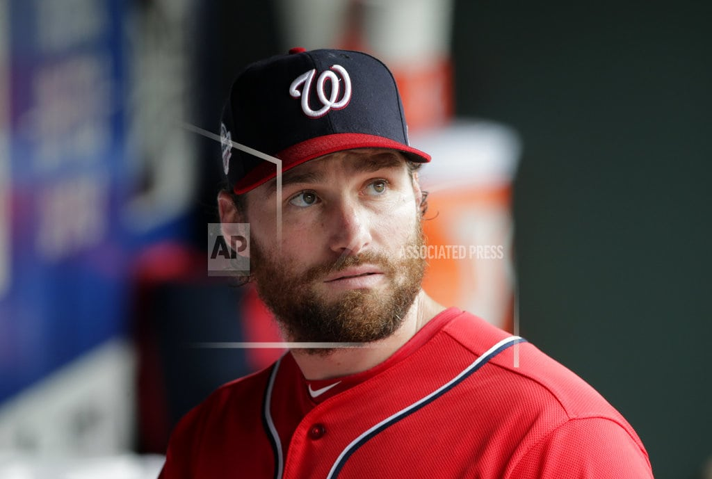 DETROIT | Cubs acquire 2B Murphy in trade with Nationals