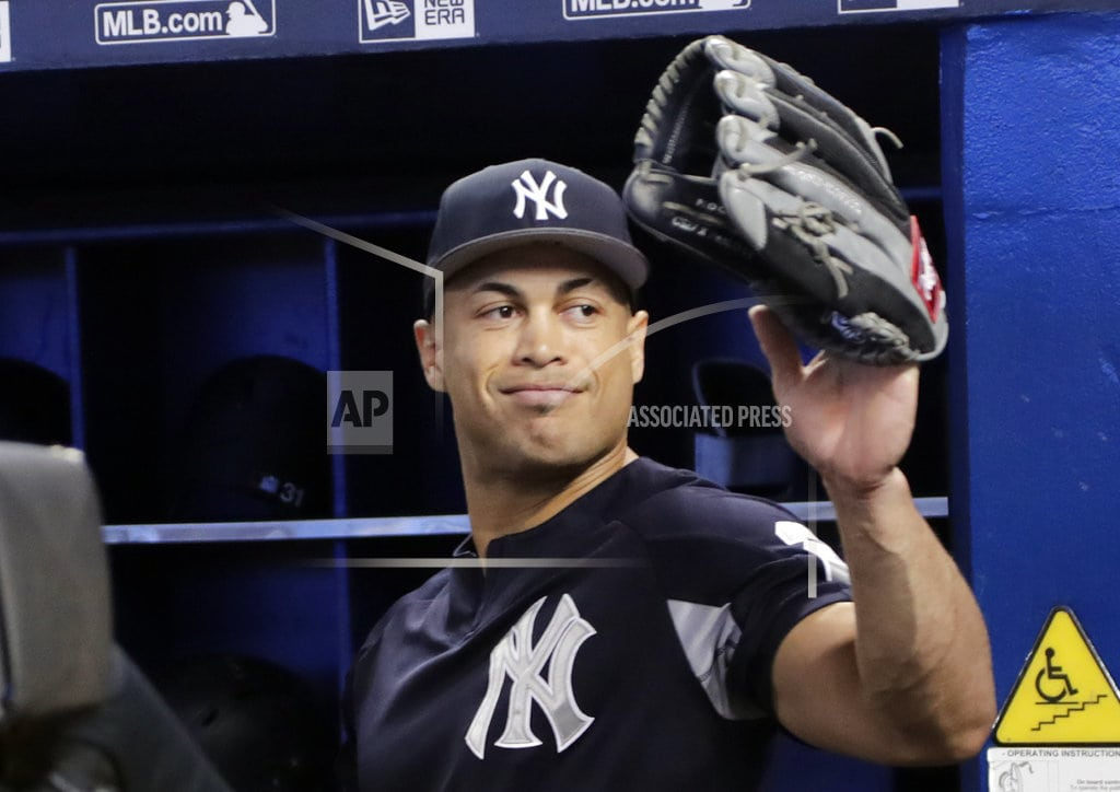 MIAMI | Yankees slugger Stanton says he'll enjoy Miami homecoming