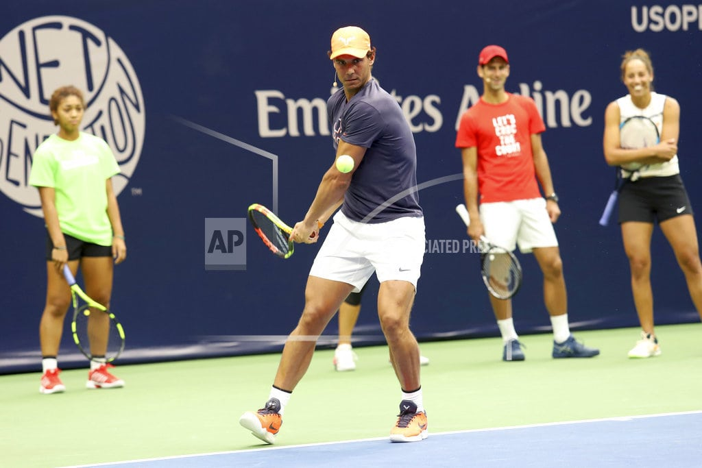 NEW YORK | The Latest: Sock wins at US Open, ends 7-match losing streak