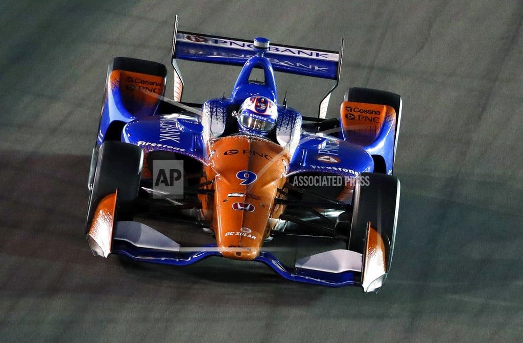 MADISON, Ill. Dixon still leads as IndyCar championship chase tightens up