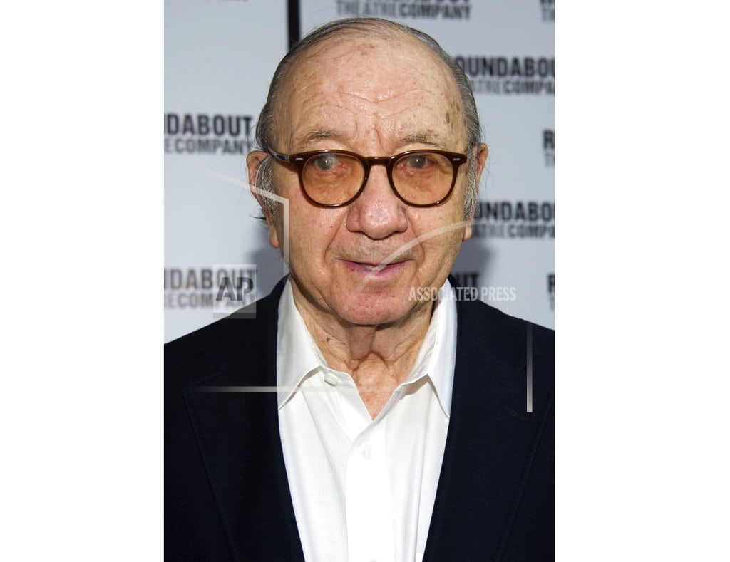 NEW YORK | Gentle humor was the lifeblood of playwright Neil Simon