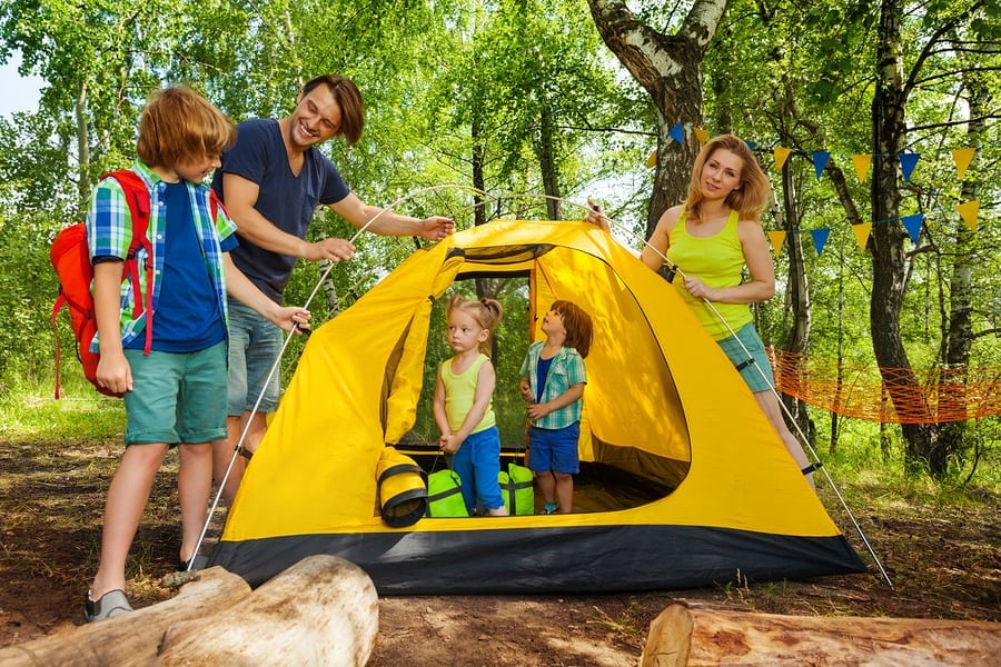 MISSOURI | WOW ST. LOUIS OUTDOOR SKILLS DAY AND OVERNIGHT CAMPOUT HELPS FAMILIES DISCOVER THE OUTDOORS