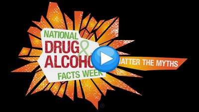 Event registration opens today for National Drug & Alcohol Facts Week®