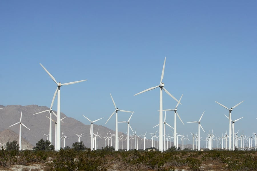 Cactus Flats Wind Facility in Texas is operational