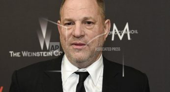 NEW YORK | Video shows Weinstein caressing woman before alleged rape