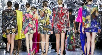 NEW YORK | Naeem Khan creates an ode in color, black to '70s New York