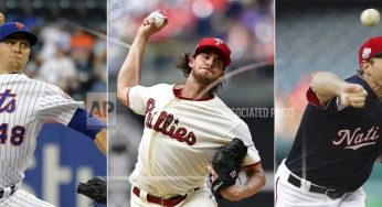NEW YORK | A pitcher for NL MVP? The numbers make a compelling case