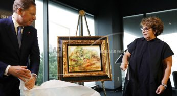 NEW YORK | Jewish collector's descendant gets Nazi-looted Renoir back