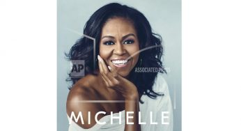 NEW YORK | Michelle Obama to visit 10 cities for 'Becoming' book tour