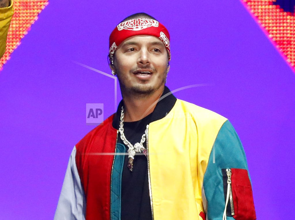 NEW YORK  J Balvin leads Latin Grammy noms with 8 nods, 1 with Beyonce