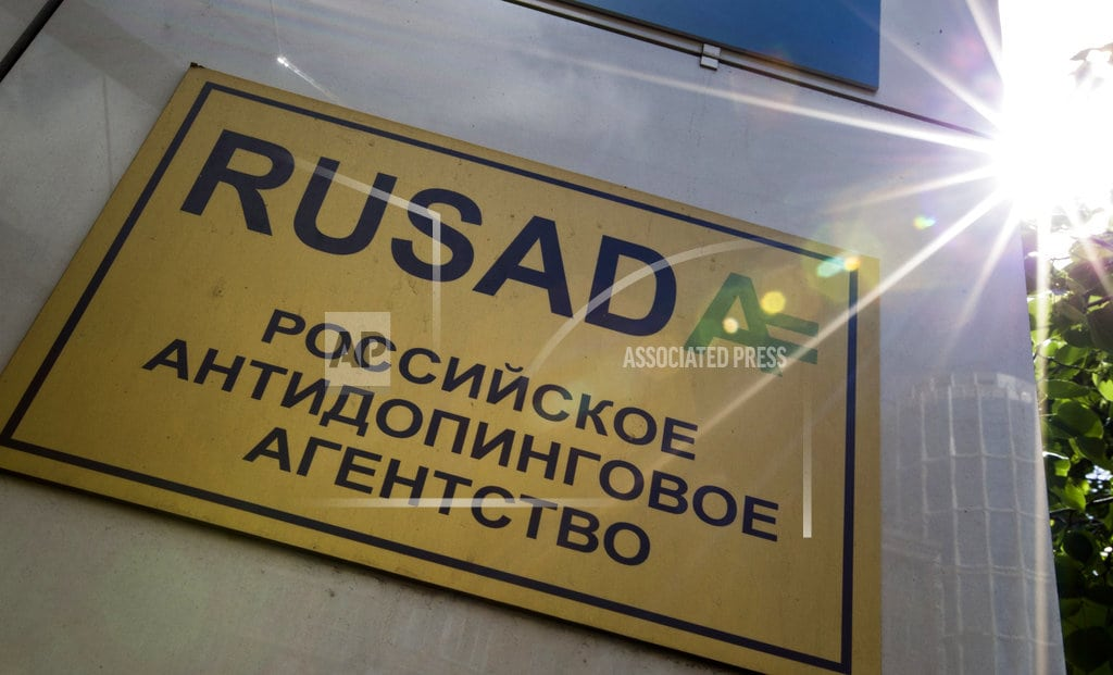 Despite protests, Russia's anti-doping agency reinstated