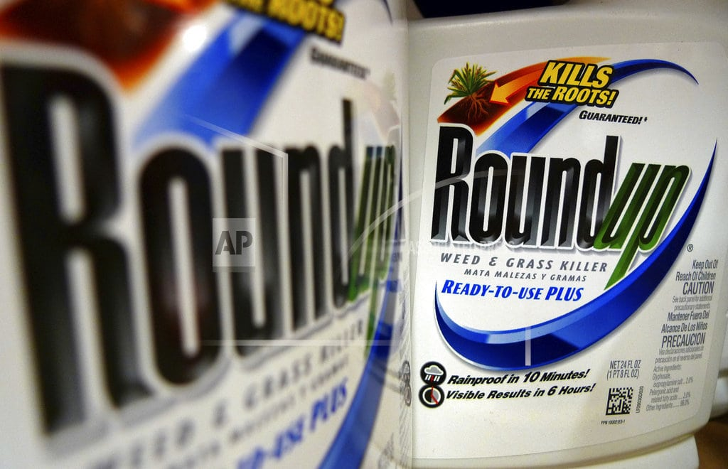 SAN FRANCISCO   Monsanto asks judge to throw out $289M award in cancer suit
