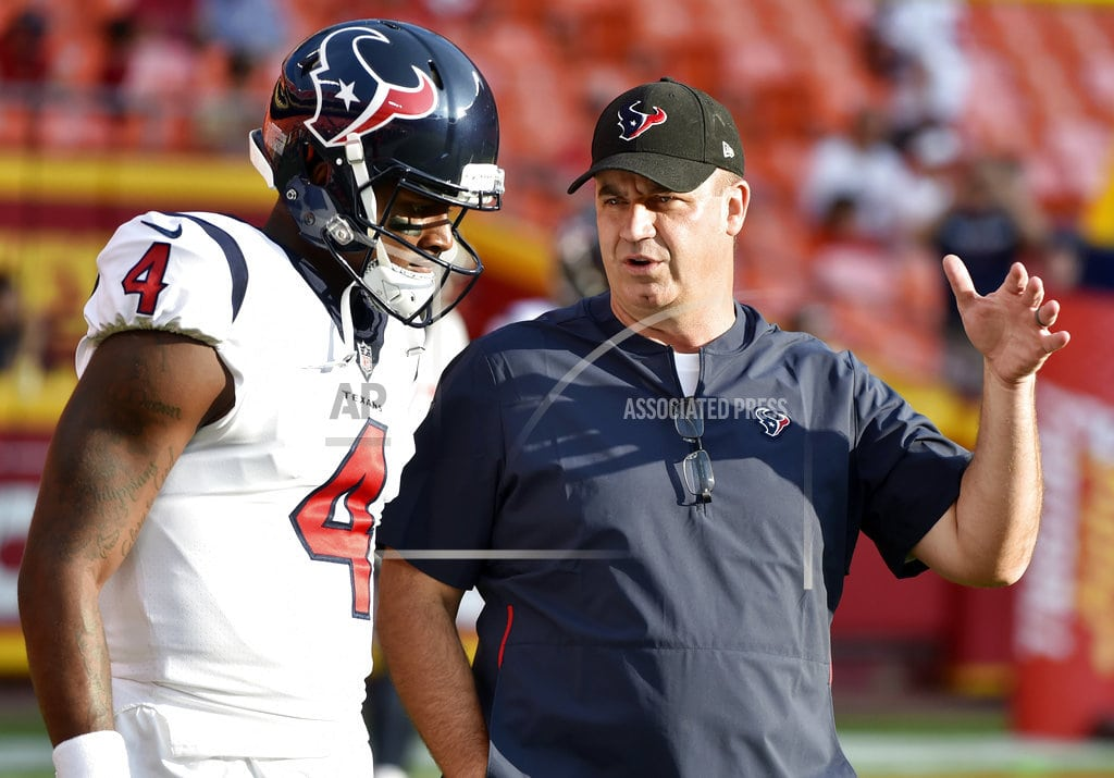 HOUSTON   Texans fire back at educator for comments about QB Watson