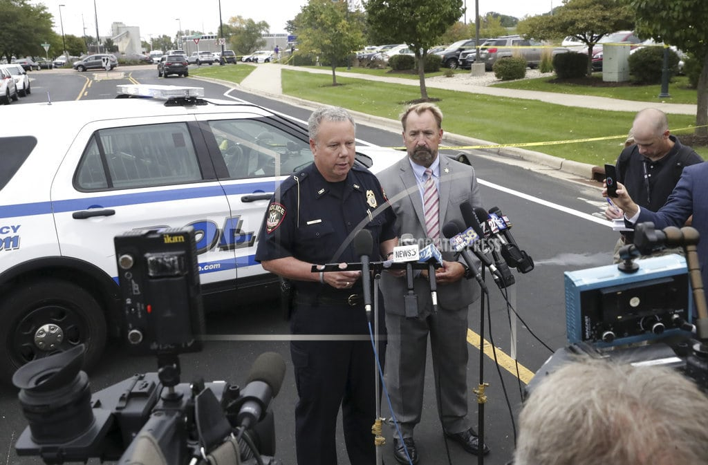 MADISON, Wis.   Police: Gunman in workplace shooting had no criminal history