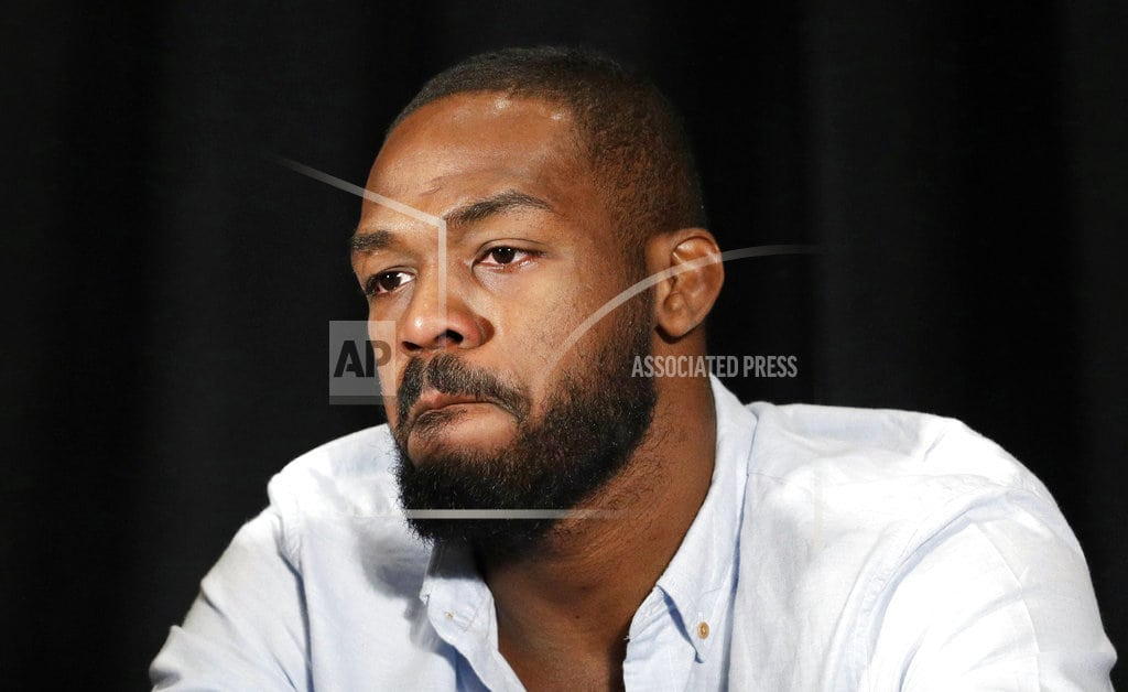 LOS ANGELES   UFC's Jones suspended 15 months by USADA; can return in fall