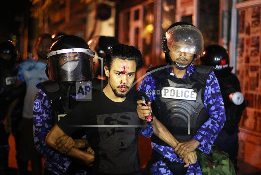 COLOMBO, Sri Lanka | Maldives prepares for polls seen as test for young democracy