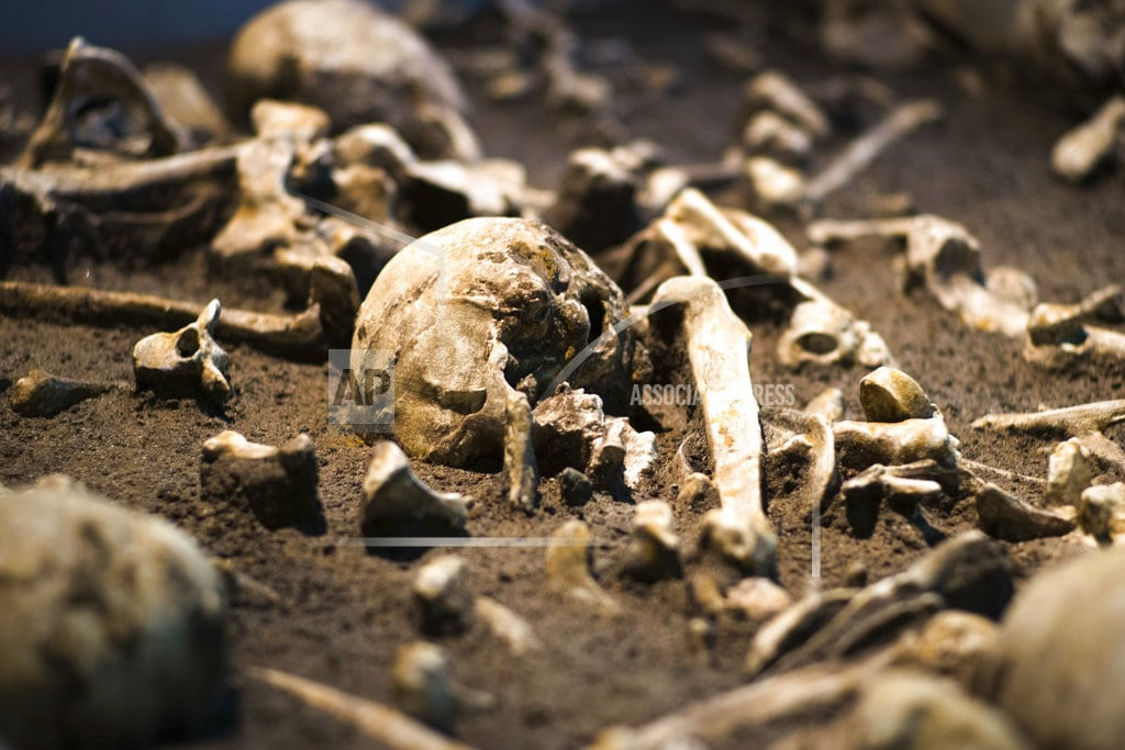 BERLIN | Ancient treasures on show in Germany reveal turbulent past