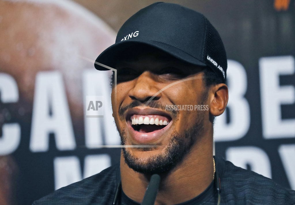 Joshua back 'home' to face Povetkin for heavyweight titles