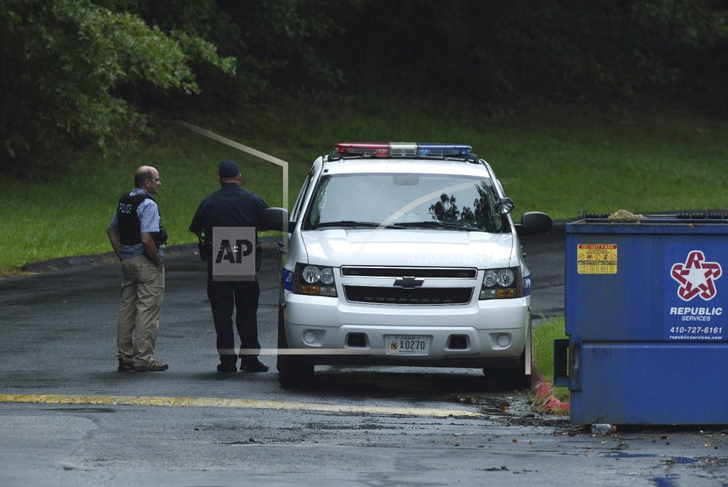ABDERDEEN, Md | 4 dead, including suspect, after Maryland warehouse shooting
