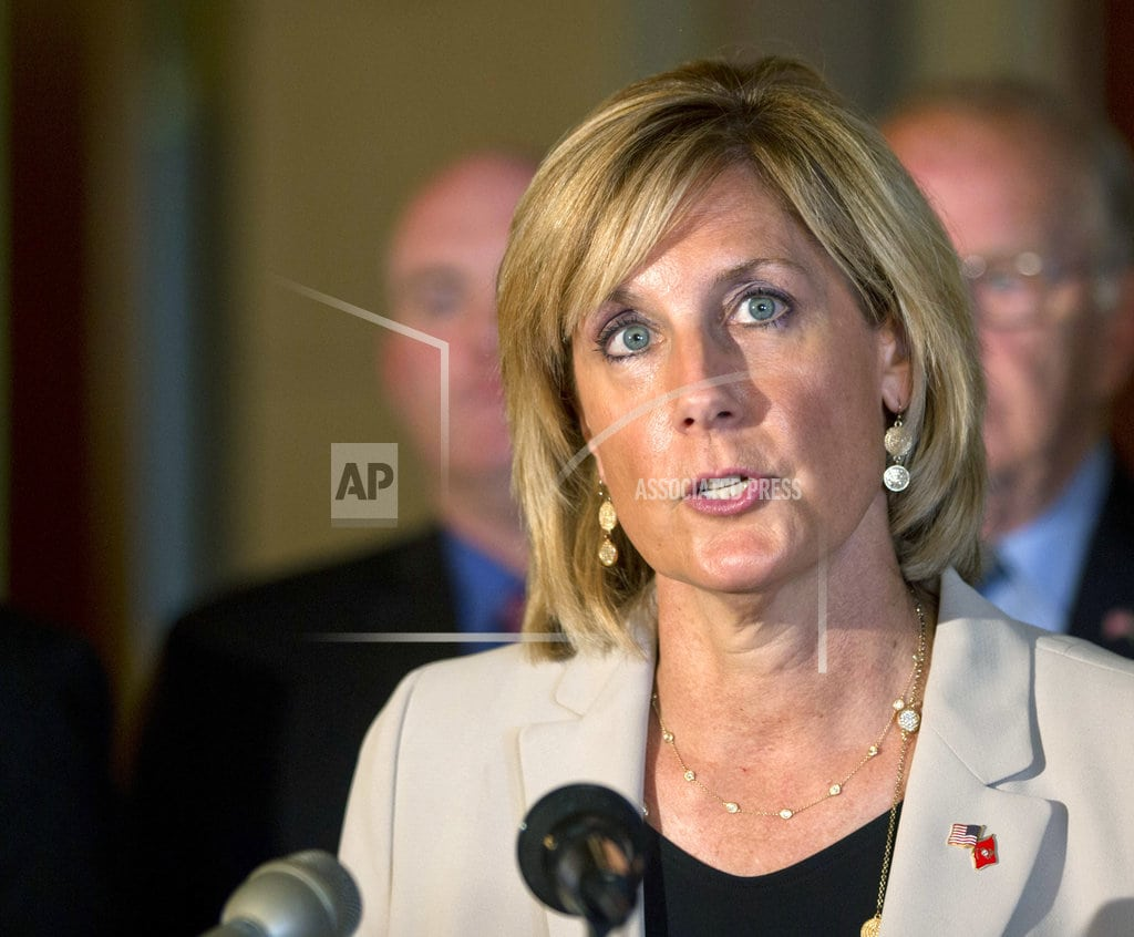 ALBANY, N.Y | GOP congresswoman's campaign says opponent linked to mob