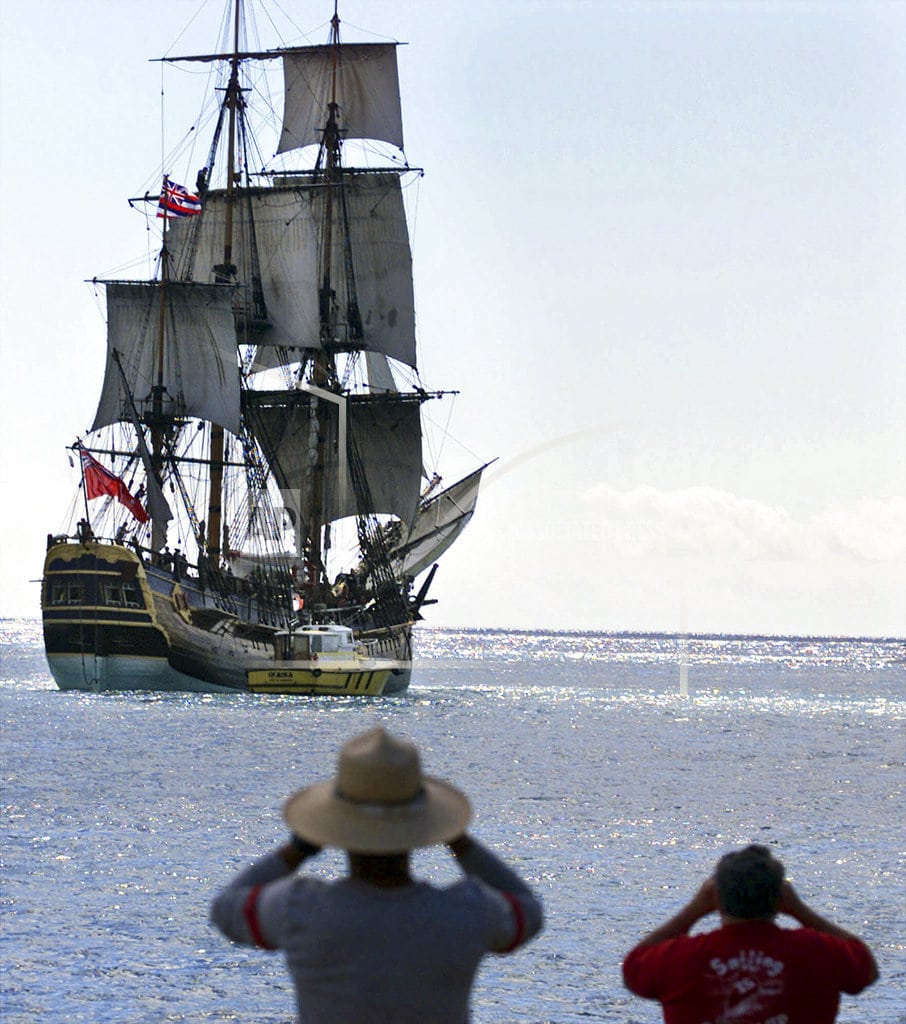 PROVIDENCE, R.I. | Researchers say they're closing in on Captain Cook's ship