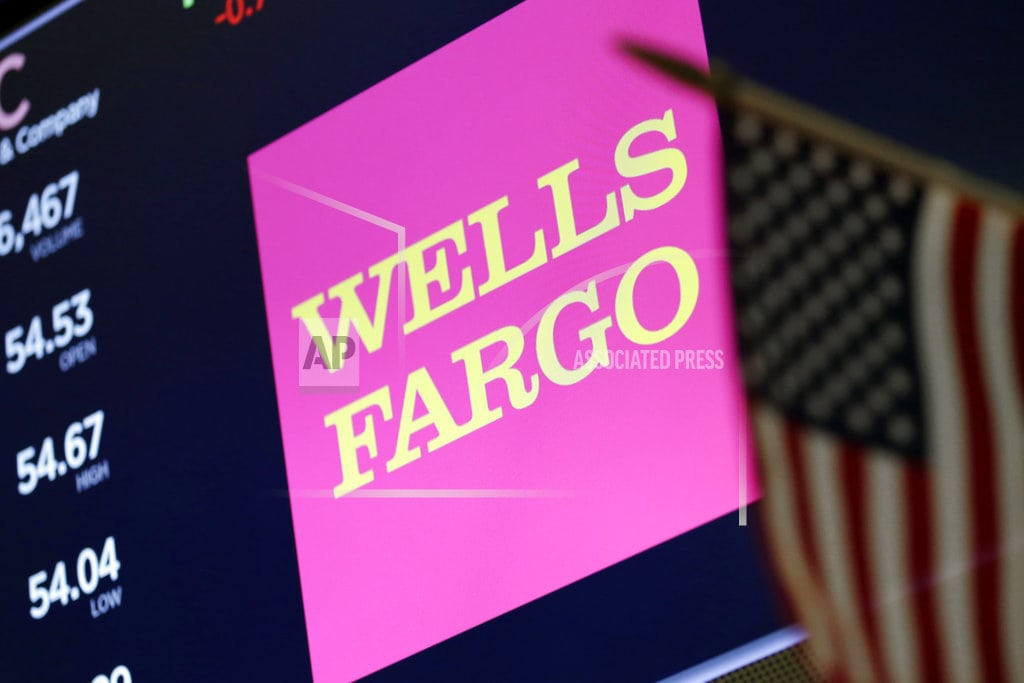 NEW YORK | Wells Fargo to cut 10 percent of workforce over next 3 years