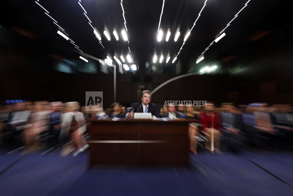 NEW YORK | Memory's frailty may be playing role in Kavanaugh matter