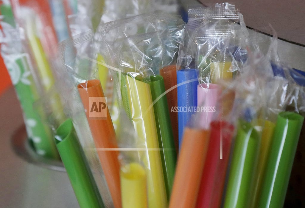 SACRAMENTO, Calif | California makes people ask for straws, sodas with kid meals