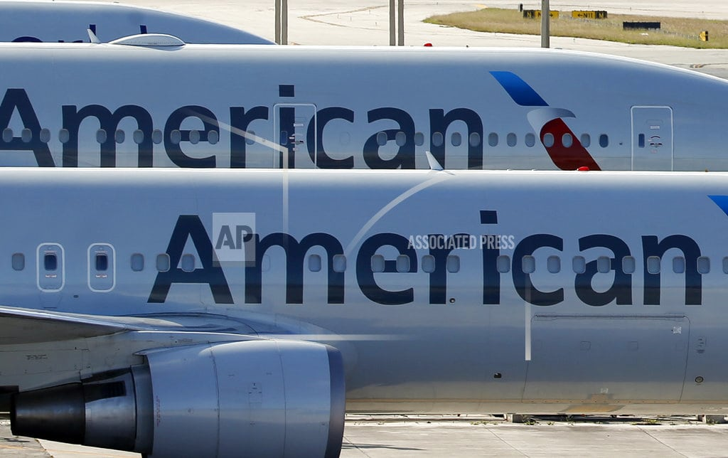 FORT WORTH, Texas | Will American Airlines bar customers from changing a ticket?