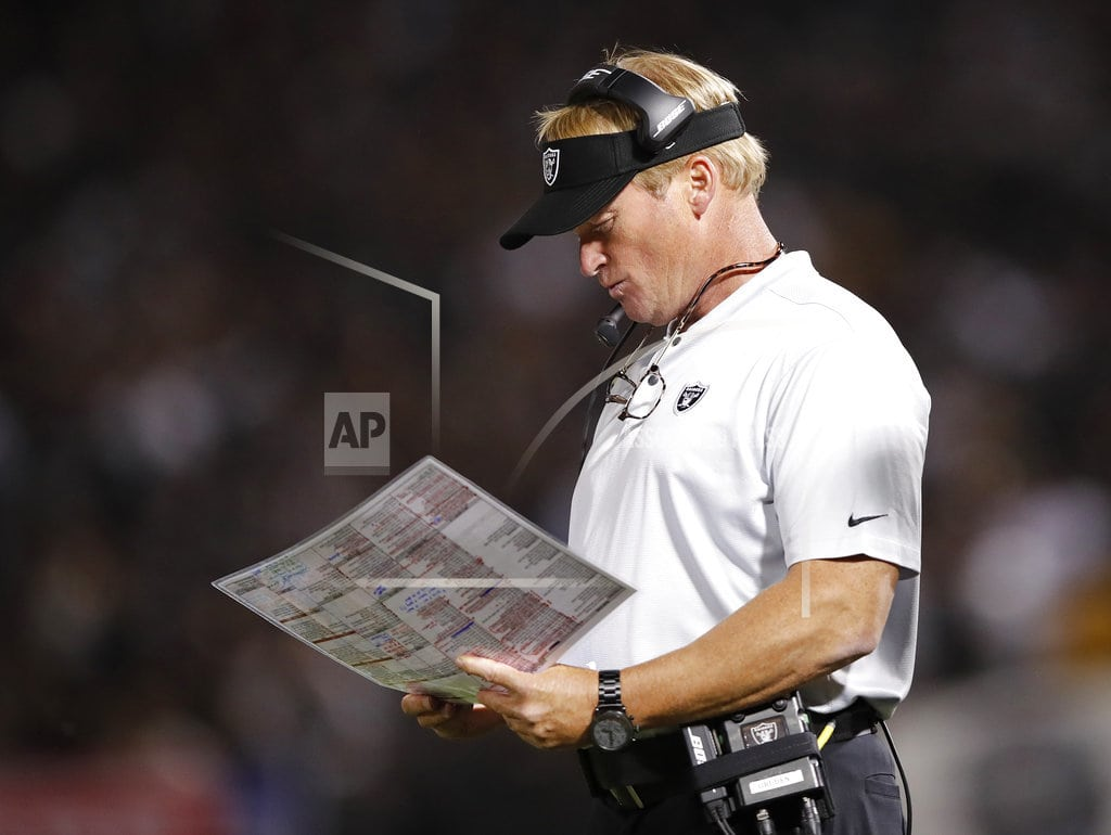 Are Raiders that bad? Are Dolphins that good? They meet next