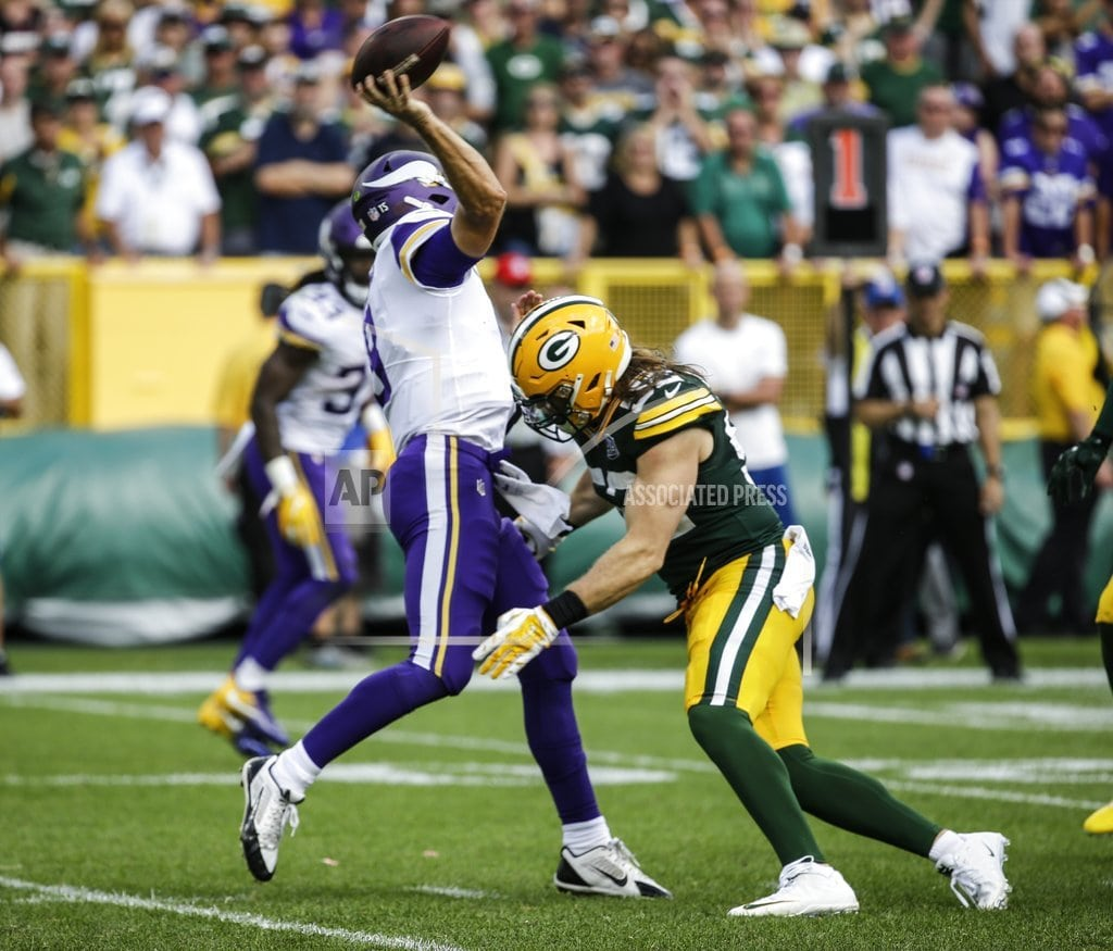 GREEN BAY, Wis. | Roughing it: Packers confident in how they go after QB
