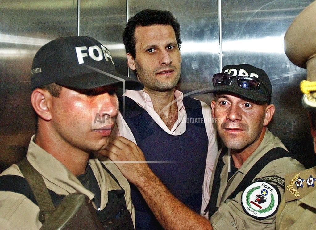 SAO PAULO | Brazil arrests man linked to Hezbollah on crimes in Paraguay