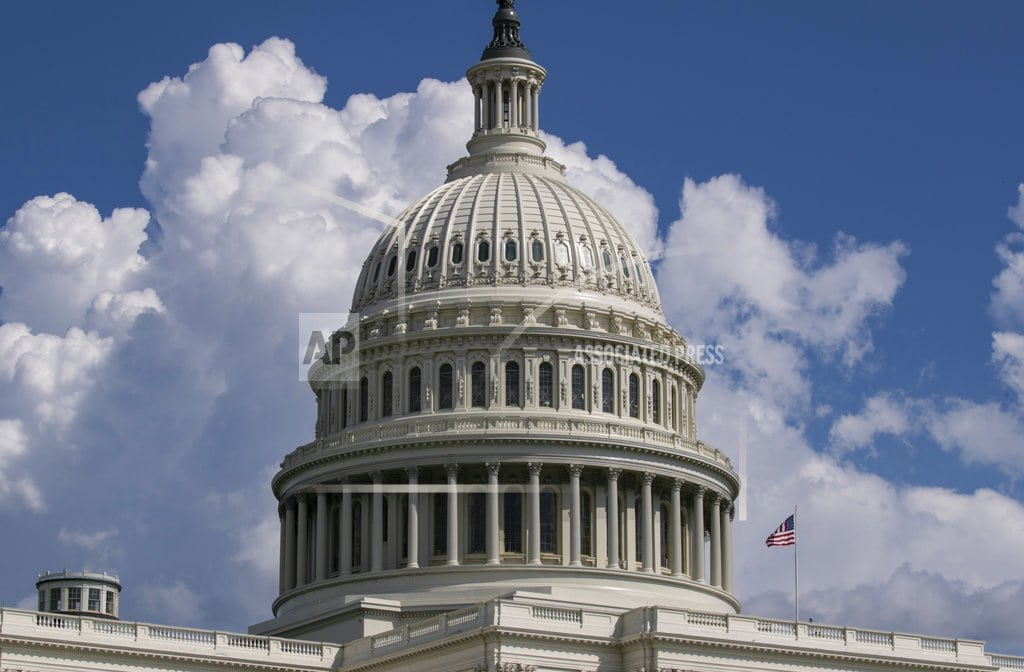 WASHINGTON | Congress set to fund government, but not Trump's wall