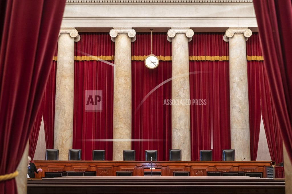 WASHINGTON  | The Latest: Committee to look into second woman's accusation