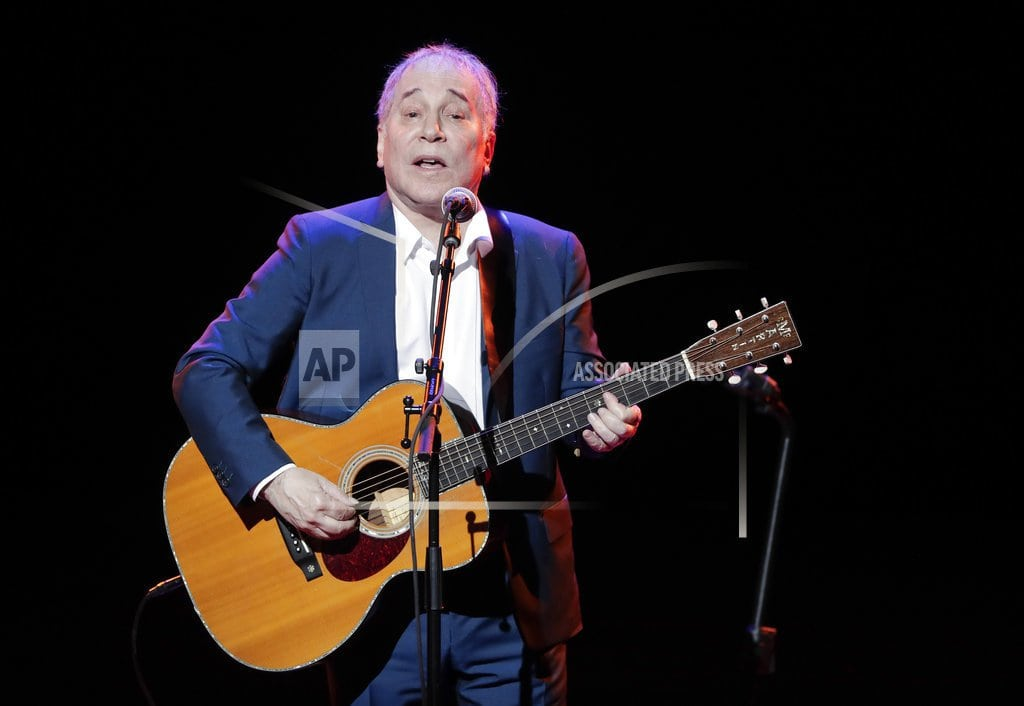 NEW YORK | Paul Simon wraps up farewell tour back home